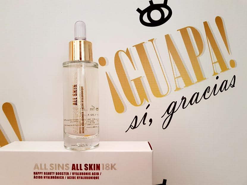 El pecado capital de all sins all skin 18K
