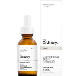 escualeno the ordinary, vegetal 100%