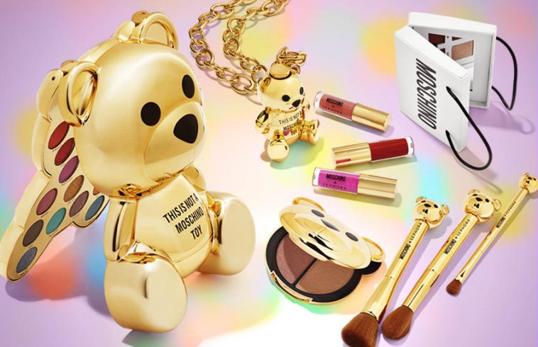 moschio makeup&sephora