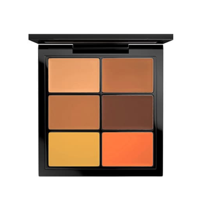 Pro conceal and correct mac palette