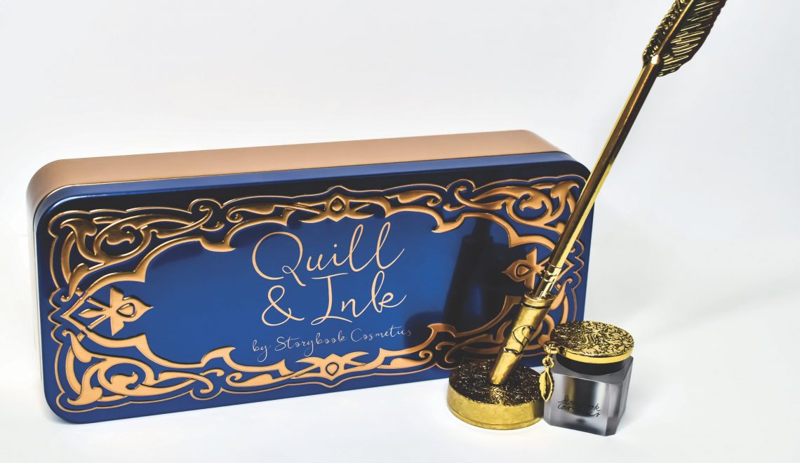 quill&ink story book cosmetics