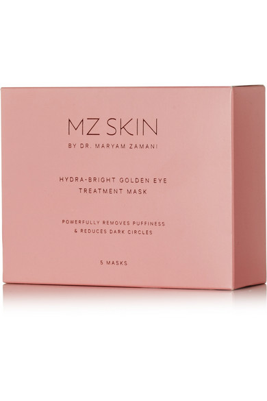 mz skin parches ojos